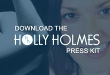 download holly holmes press kit